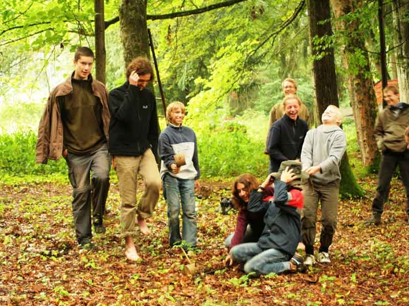 Jugend Scout Camp